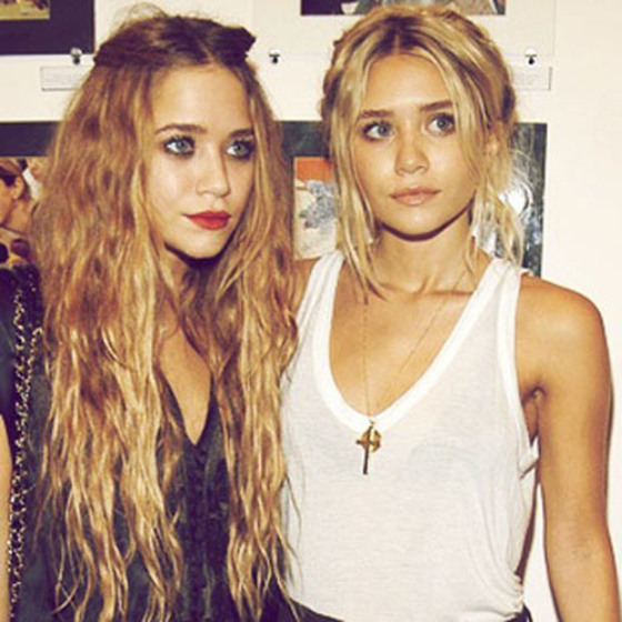 Mary Kate Olsen, Ashley Olsen, Mary Kate Olsen's Hair, Ashley Olsen's Hair