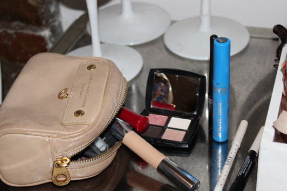 Marc Jacobs Make-up Bag, Make-up, Behind the Mirror
