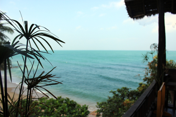 haad gruad beach resort and spa, Thailand, Thai massage, Ko pha ngan,