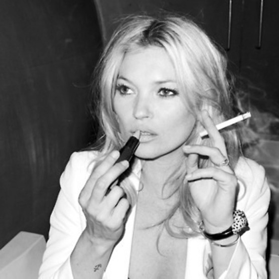 kate moss, louis vuitton, kate moss breaking the rules, behind the mirror, kate moss smoking, break the rules