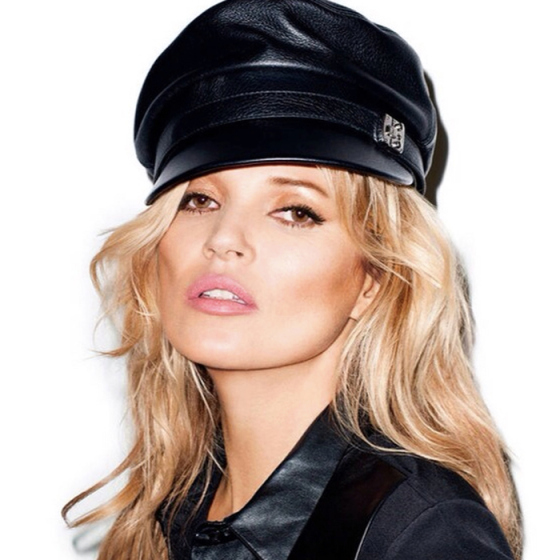I fought the law, behind the mirror, kate moss in a cop hat